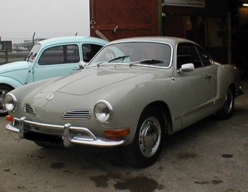 VW Karmann